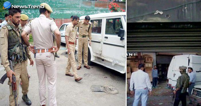 J&K: सोपोर में आतंकियों ने फिर बनाया पुलिस को निशाना, 4 पुलिसकर्मी घायल!