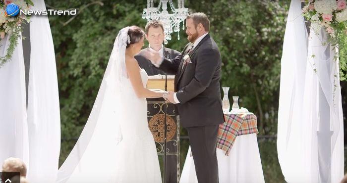 शादी के दौरान दुल्हे ने दूल्हा ने दुल्हन को मारा थपड... देखें वीडियो!,