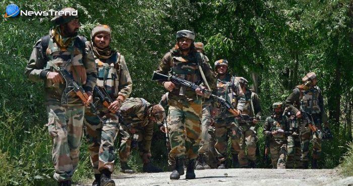 आतंकी गतिविधियों पर और सख्त हुयी सेना, शोपियां के 20 गावों में जारी है एंटी टेरर अभियान!