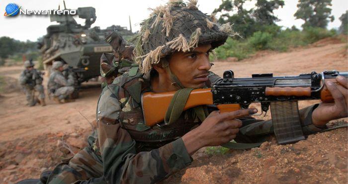 भारतीय सेना ने ले लिया जवानों का बदला, बॉर्डर पर जवाबी कार्रवाई में उड़ाए पाकिस्तान के 7 बंकर!