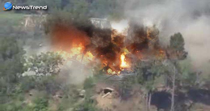 भारतीय सेना ने फिर की सर्जिकल स्ट्राइक, पाकिस्तानी चौकियों की तबाही का वीडियो किया जारी – देखें