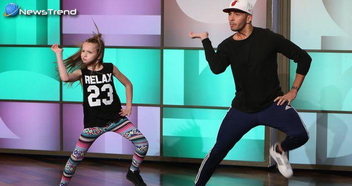 इस लड़की का उर्जा से भरा हुआ डांस देखकर भूल जायेंगे बड़े-बड़े डांसर को.