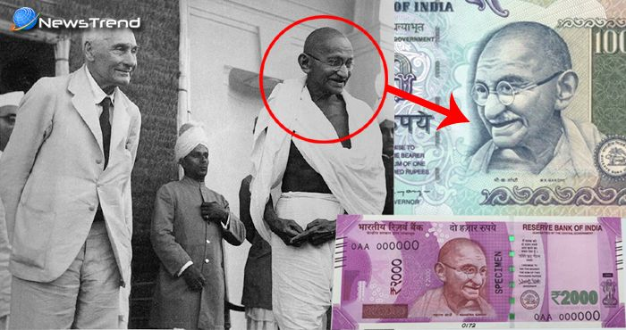 आखिर क्यों केवल महात्मा गांधी के चेहरे को ही दी गयी नोट पर जगह? जानें!