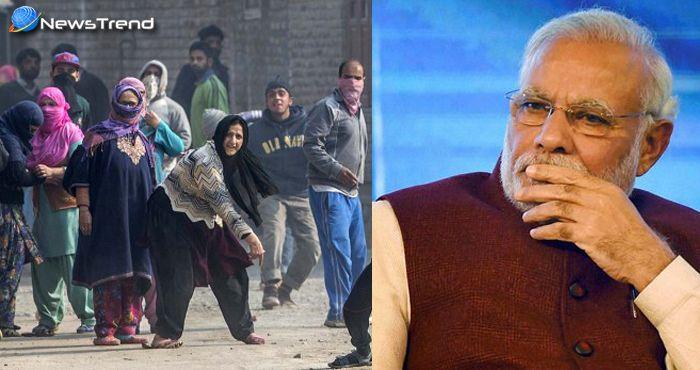 कश्मीर समस्या पर मोदी सरकार ने चला 'ब्रह्मास्त्र' – जानिए क्या है पीएम का 'मास्टर प्लान'