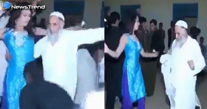 वीडियो : रंगीन-मिजाज मौलाना ने लगाए बार डांसर संग ठुमके, सोशल मीडिया पर मचा हंगामा!