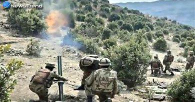 पाकिस्तानी सेना के नापाक इरादे उभरकर आये सामने, फिर सीजफायर का उलंघन करते हुए की गोलीबारी