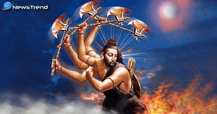 जानिए परशुराम से जुड़ी कुछ अनोखी घटनाएं! Parashurama.