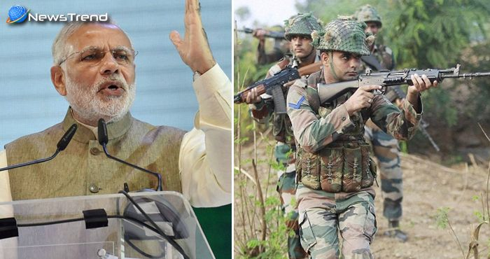 Photo of आर-पार के मूड में मोदी सरकार! सेना को दी खुली छूट, कहा – 'जो चाहे वो करो'
