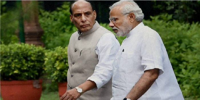 Rajnath singh on terror attacks