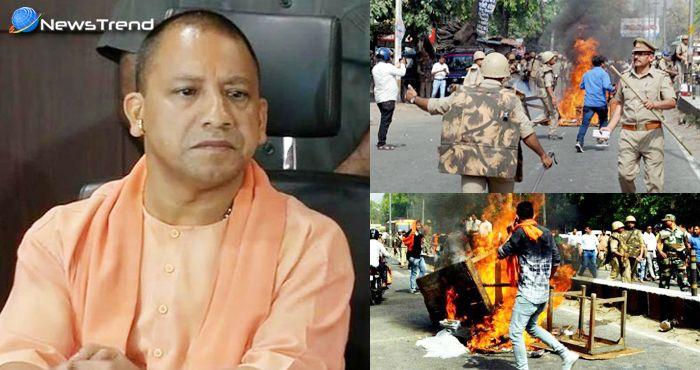 सहारनपुर हिंसा : योगी सरकार के खिलाफ बड़ी साजिश का खुलासा! छह नेताओं ने पैसे देकर कराये दंगे!