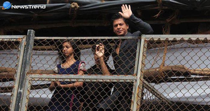 लापता हुई नाबालिग लडकियाँ मिली शाहरुख़ खान के बंगले के बाहर, जानें क्या है पूरा मामला!
