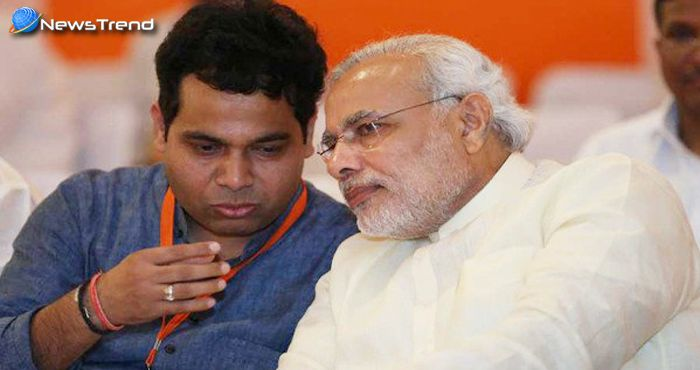केंद्र के रास्ते पर चलकर करेंगे यूपी से भ्रष्टाचार का खात्मा और बनायेंगे स्वावलंबी: श्रीकांत !