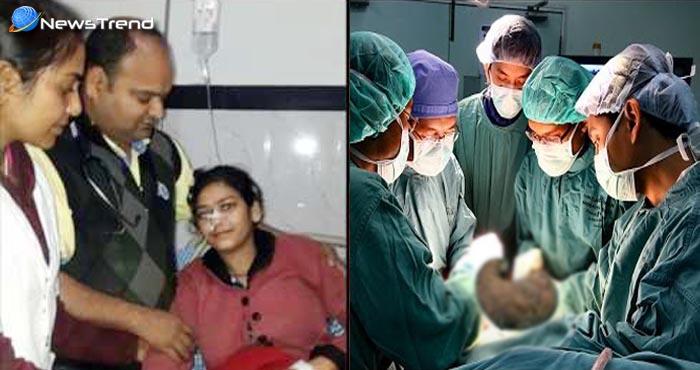 महिला थी पेटदर्द से परेशान, इलाज के दौरान पेट से निकला कुछ ऐसा की डॉक्टर्स हुए हैरान।