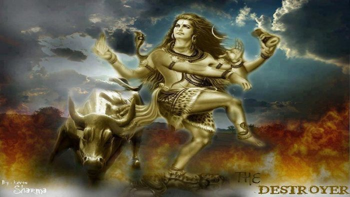 Lord Shiva and their signs