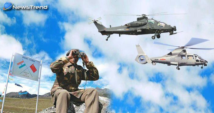 भारतीय सीमा के अंदर घुसे 2 चीनी हेलीकॉप्टर, क्या देश मंडराता रहा है हमले का खतरा?