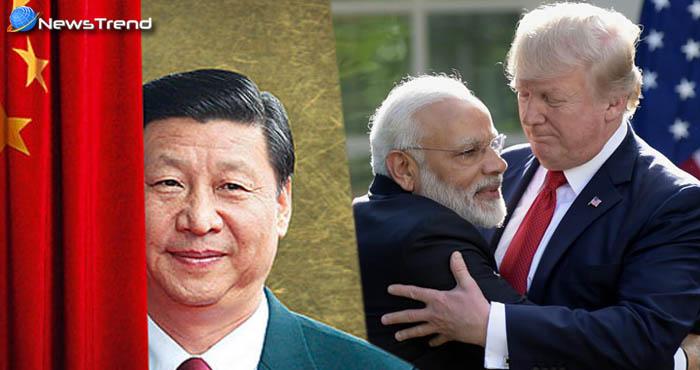 चीन : मोदी-ट्रंप की दोस्ती के होंगे विनाशकारी नतीजे, याद रखें 1962 की जंग!