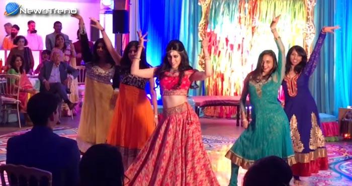 शादी में पूर्व मिस इंडिया का ऐसा डांस देखते ही रह जायेंगे आप, देखें वीडियो