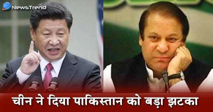 Photo of कश्मीर मुद्दे पर चीन ने अपने पुराने दोस्त पाकिस्तान को दिया तगड़ा झटका..