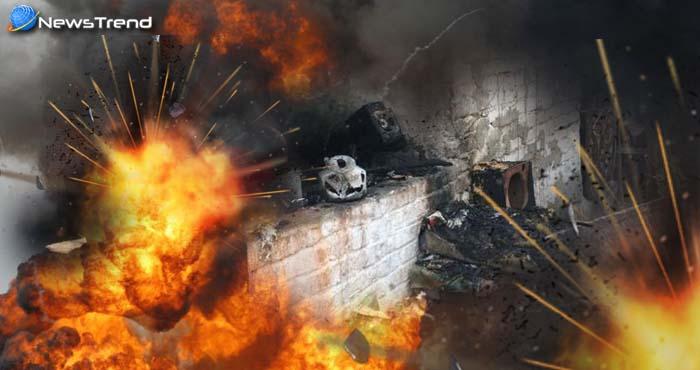 दिल्ली: ओखला झुग्गी में आग लगने से 5 लोगों की मौत 9 घायल!
