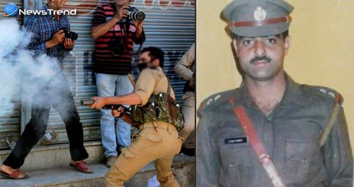 डीएसपी के गोली चलाने से भड़के लोगों ने पत्थर मर-मारकर उतारा मौत के घाट!