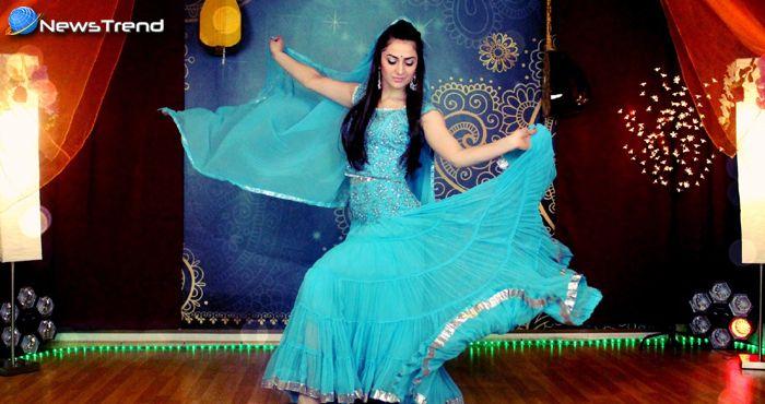 एलिफ खान का कमाल का डांस देखकर यक़ीनन हो जायेंगे नाचने पर मजबूर... देखें वीडियो!