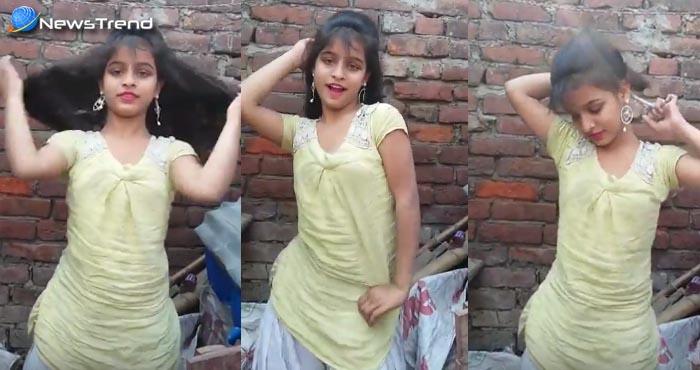 भोजपुरी गाने पर इस छोटे कद की लड़की ने किया जबरदस्त हॉट डांस, देखकर हो जायेंगे रोमांचित!