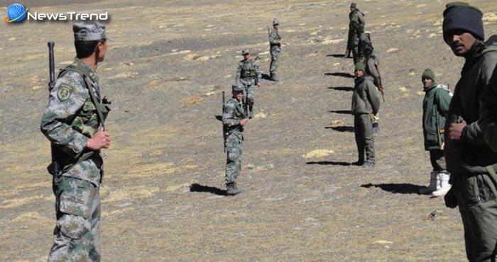 भारत-चीन सीमा पर बढ़ा तनाव, दोनों देशों में तैनात किये अपने 3-3 हजार सैनिक!