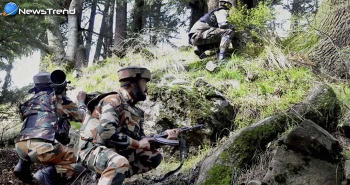 पाकिस्तानी सेना ने फिर दिखाई अपनी औकात, किया सीज फायर का उलंघन, हमले में एक बीएसएफ जवान शहीद