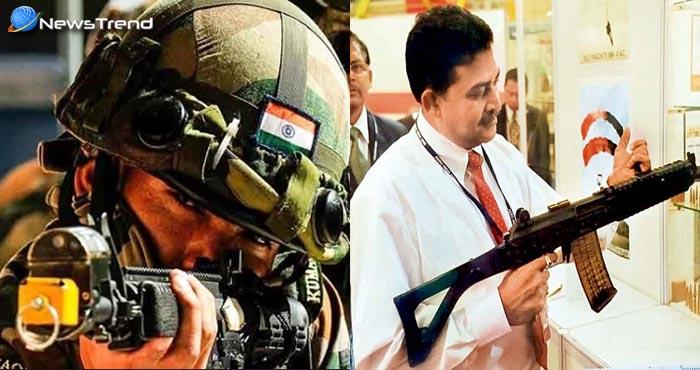 मेक इन इंडिया के तहत बनी असॉल्ट राइफल में इतनी कमियां की हो गई फेल, जानें