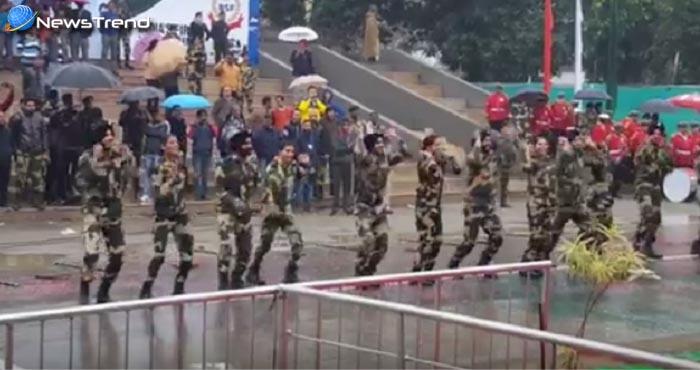 आप सोच भी नहीं सकते कि भारतीय सैनिक भी कर सकते हैं इतना बेहतरीन डांस... देखें वीडियो!
