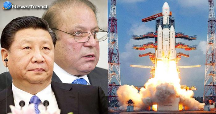 फिर मुंह ताकते रह गए चीन और पाकिस्तान! ISRO ने किया GSLV- MK 3 रॉकेट को लॉन्च!