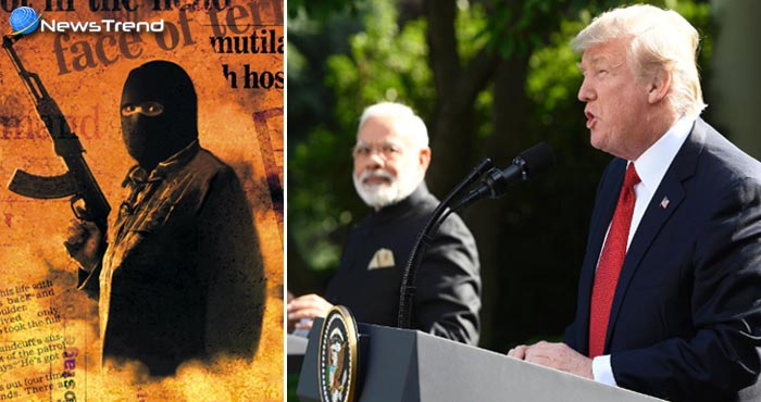 पीएम मोदी और ट्रम्प आतंकवाद और पाकिस्तान  पर जो कहा , वो पाकिस्तान को हमेशा याद रहेगा !