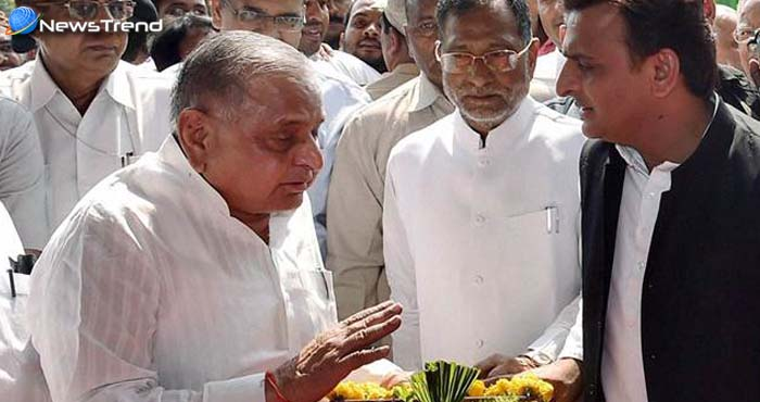 राष्ट्रपति चुनाव के मुद्दे पर फिर सपा में दो फाड़ की स्थिति, मुलायम ने बीजेपी के पक्ष में कहा कुछ ऐसा!