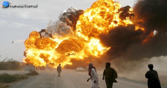 पाकिस्तान के बहावलपुर में हादसा 132 लोगों की मौत, 40 बुरी तरह जले!
