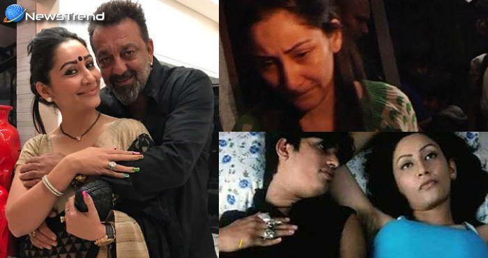 संजय दत्त की पत्नी B ग्रेड की फिल्म