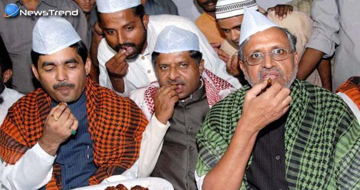 शाहनवाज हुसैन ने कहा मोदी जी दे रहे हैं इफ्तार पार्टी, सुनकर आस-पास खड़े लोग हो गए हैरान!