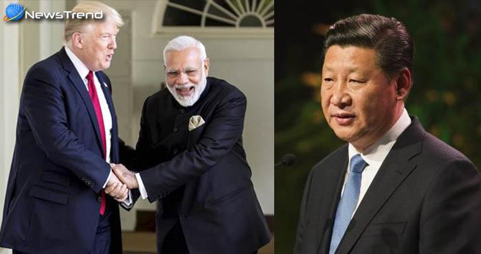 चीन ने माना, मोदी की अमेरिका यात्रा से भारत को हुआ काफी फायदा!