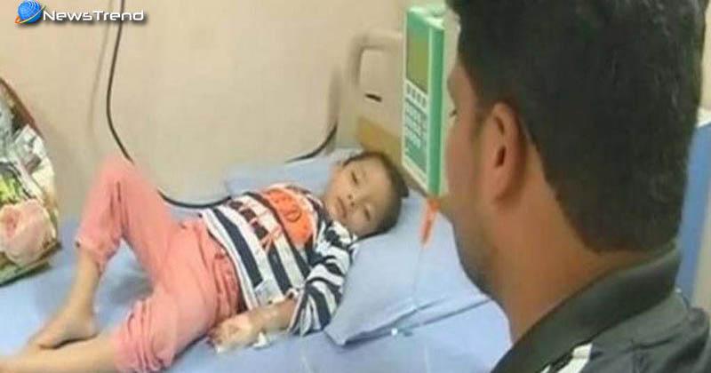 ये कैसी बीमारी : ये मासूम 'रोती है खून के आंसू', पीएम मोदी हैं इसकी आखिरी उम्मीद!