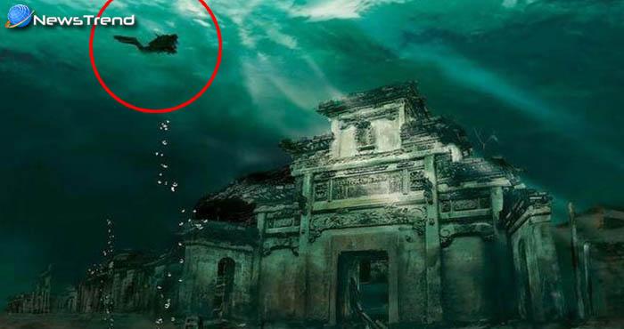 वीडियो: आखीरकार मिल ही गयी समुद्र में डुबी भगवान श्रीकृष्ण की नगरी 'द्वारिका'