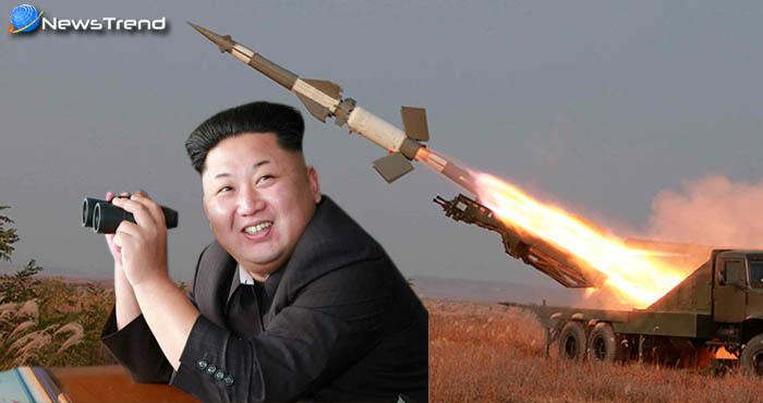उत्तर कोरिया ने जापान पर फिर से दागी मिसाइल, अलर्ट जारी, UNSC ने बुलाई आपात बैठक