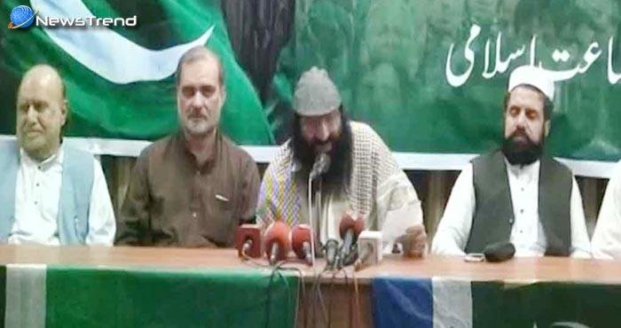 इस अंतरराष्ट्रीय आतंकी ने खुलेआम कहा – पाकिस्तान कराता है भारत पर आतंकी हमले!