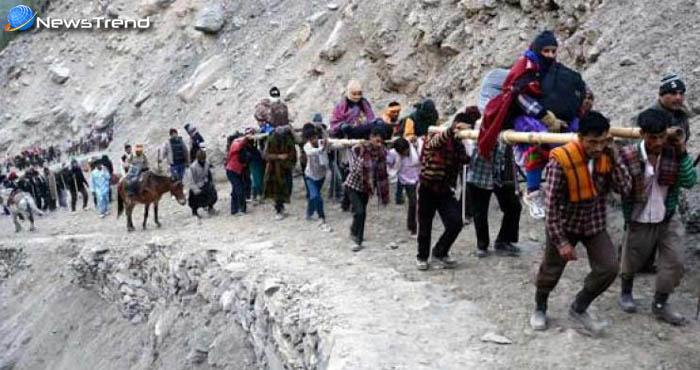 जम्मू कश्मीर में अमरनाथ यात्रियों पर हुआ आतंकी हमला, 7 श्रद्धालुओं की मौत 15 घायल…