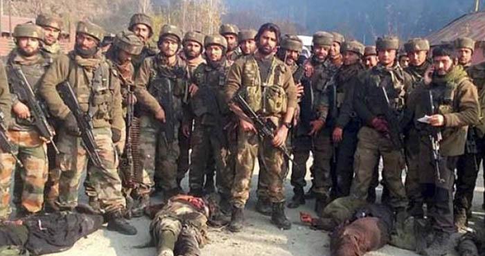 आतंकियों के लिए काल बनी सेना – 3 मार गिराए, अब तक कश्मीर में 102 आतंकी ढेर