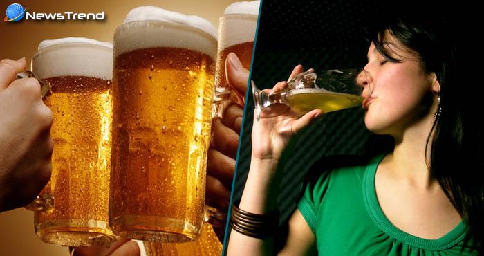 बीयर पीने से होने वाले इन फायदों के बारे में जानकर चौंक जायेंगे आप...