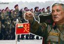 आर्मी चीफ ने कहा, दुश्मन से किसी भी तरह की टक्कर लेने को तैयार रहे भारतीय सेना!
