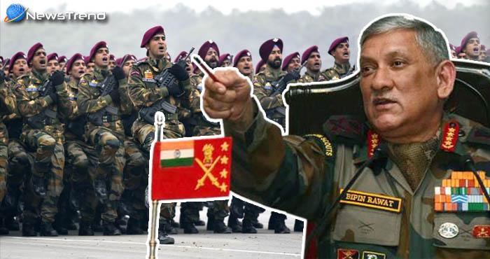 Photo of आर्मी चीफ ने कह दी ऎसी बात, की चीन और पाकिस्तान को धमकी देने से पहले १०० बार सोचना पड़ेगा अब