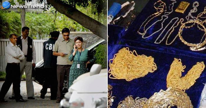 सीबीआई ने डाला 'बॉस' के घर छापा, कमिश्नर के घर से मिला 3.5 करोड़ कैश और 5 किलो सोना!