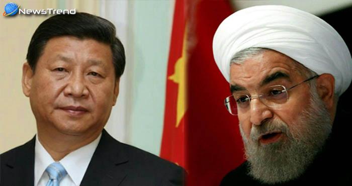 भारत के डर से चीन ने ईरान से मांगी मदद, लेकिन ईरान ने दिया ये जवाब..