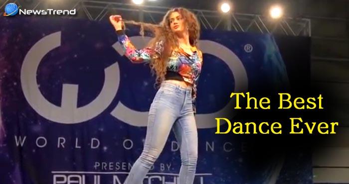 इस लड़की का बेहतरीन डांस देखकर उड़ जायेंगे आपके होश… देखें वीडियो!