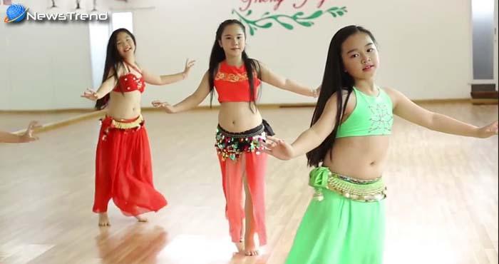 यकीन मानिये छोटी बच्चियों का इतना शानदार डांस आपने पहले कभी नहीं देखा होगा.... देखें वीडियो!